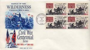 United States, First Day Cover, Military Related