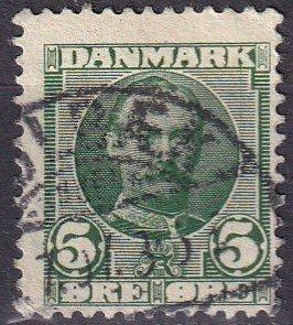 Denmark #72 F-VF Used