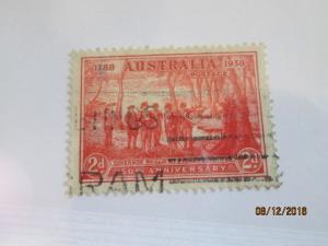 Australia #163 used