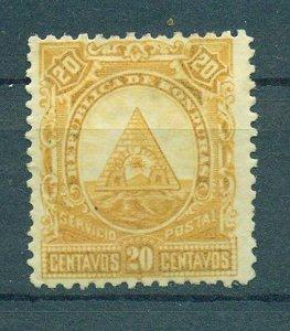 Honduras sc# 44 mng cat value $.35