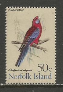 Norfolk Is.  #139  MH  (1971)  c.v. $3.00