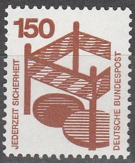 Germany #1085 MNH F-VF CV $5.00 (SU4030)