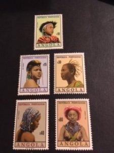 Angola sc 419-423 MH
