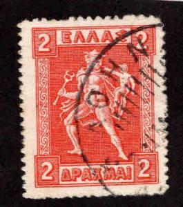 Greece Scott 227 Used