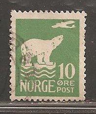 Norway  SC 107 Used