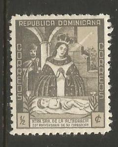 Dominican REPUBLIC 383 MOG E408-4