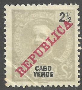 CAPE VERDE SCOTT 85