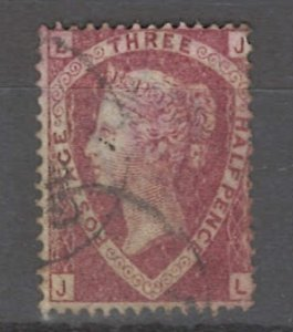 COLLECTION LOT # 3256 GB #32plate3 1870 CV=$65