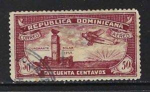 DOMINICAN REPUBLIC C16 VFU Z1768-5
