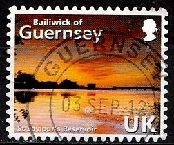 Guernsey 2012 SG. 1238 used (10832)