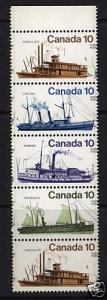 Canada #700 - #703 Mint Misperf  **With Certificate**