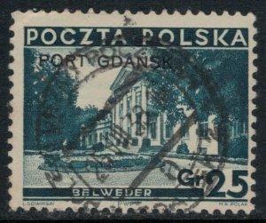 Poland #1K30  CV $3.00