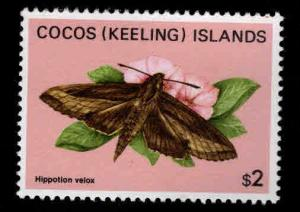 Cocos Keeling Islands Scott 101 MH* stamp
