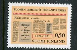 Finland #506 MNH