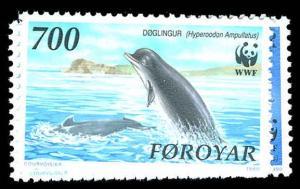 FAROE ISLANDS 208-11  Mint (ID # 78134)