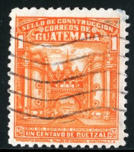 Guatemala - SC #RA21 - Used - 1943 - Item G155