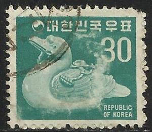 Korea 1970 Scott# 648 Used