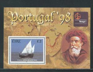 Ireland 1145 1998 Tall Ships Race s.s. MNH