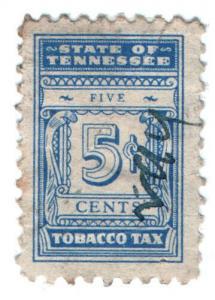 (I.B) US Revenue : Tobacco Tax 5c (Tennessee)