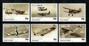 Gibraltar #1222-1227  MNH  Scott $16.00