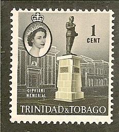 Trinidad & Tobago   Scott  89   Monument    MNH