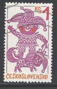 Czechoslovakia Sc # 2324 used (DDT)