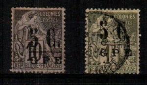 Guadeloupe Scott 10-11 Used (Catalog Value $25.00)