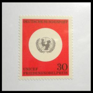 GERMANY STAMP 1966. SCOTT # 967.  MINT