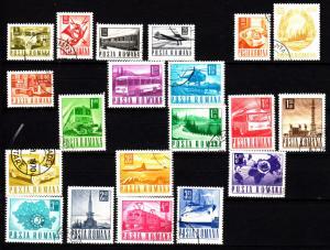 Romania 1967/88 CTO