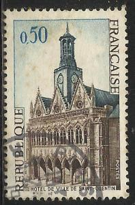 France 1967 Scott# 1185 Used