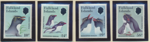 Falkland Islands Stamps Scott #450 To 453, Mint Never Hinged - Free U.S. Ship...