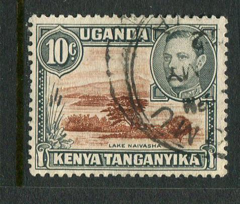 Kenya Uganda #71 Used - Penny Auction
