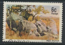 Rhodesia   SG 545   SC# 383   Used  Landscape Paintings see details