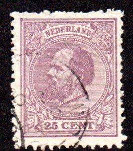 NETHERLANDS 30 USED SCV $4.00 BIN $1.60 ROYALTY