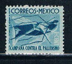 Mexico RA14 MLH Mosquito Attacking Man (M0123)