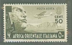 Italian East Africa C2  Mint VF H