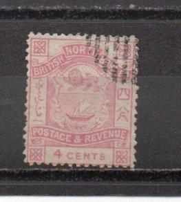North Borneo 39 used (B)