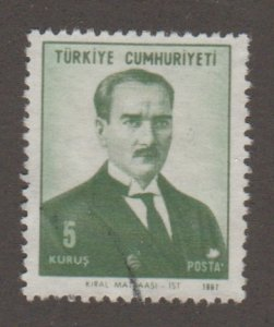 Turkey 1768  Kemal Ataturk