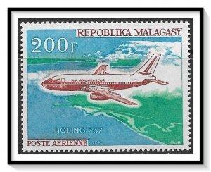 Madagascar #C96 Airmail MNH