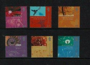 Guernsey: 2001, Incorporation, Guernsey Post Ltd, MNH set