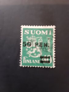 *Finland #195u