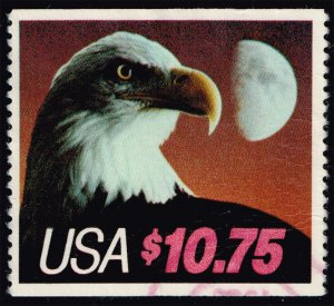US #2122b Bald Eagle and Half Moon; Used (3Stars)