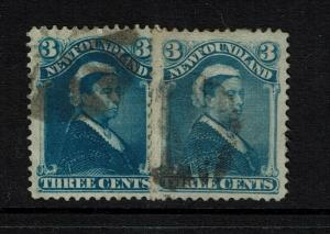 Newfoundland SG# 47 & 47a - Used - Lot 071817