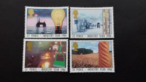Great Britain 1986 Industry Year Mint