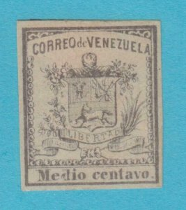 Venezuela 8A Postfrisch mit Scharnier Og Kein Fehler Sehr Fein
