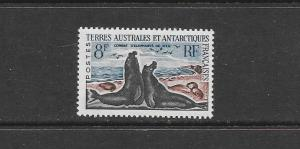 ELEPHANT SEAL  -FRENCH SOUTHERN ANTARCTIC TERRITORIES #22