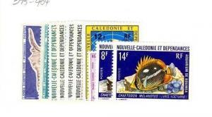 New Caledonia Scott 395-404     [ID#423639]