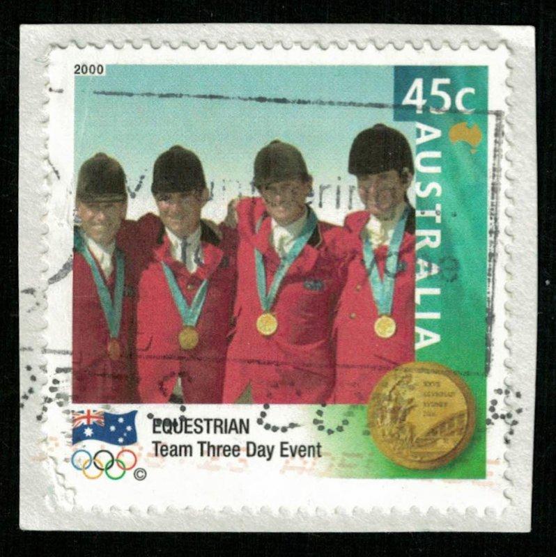 Australian Winners of Gold Medals (Т-5101)