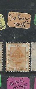 ORANGE FREE STATE (P0610B)  1/-  SG 8   MNG