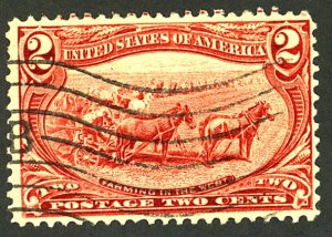 U.S. #286 USED